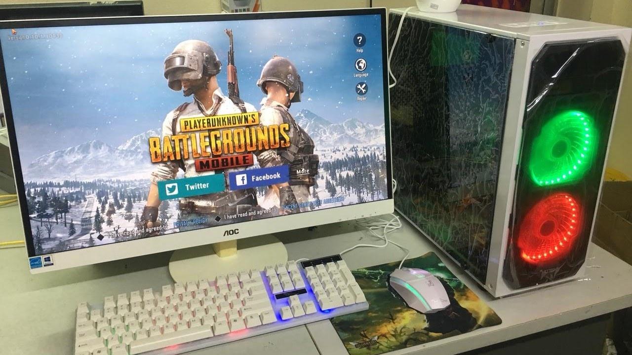 Những tiêu chuẩn máy tính chơi game cho game thủ